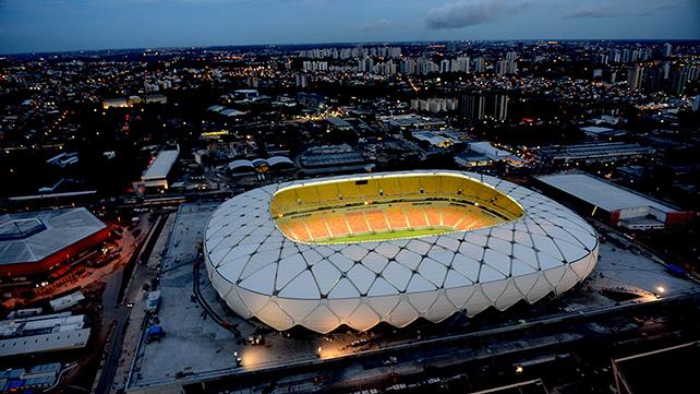 Amazônia Arena - Manaus