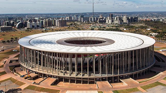 Mané Garrincha Stadium - Brasília