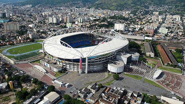 Olympic Stadium - Engenhão